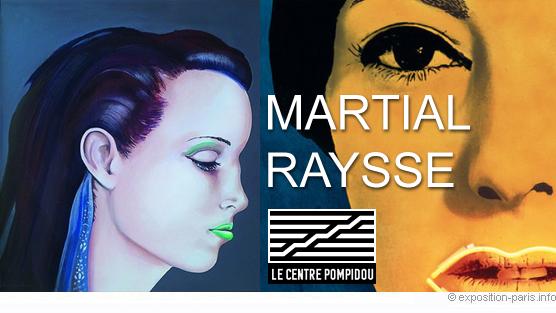 exposition-martial-raysse-centre-pompidou-paris
