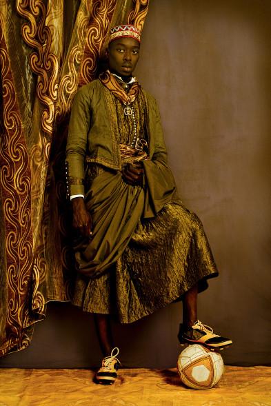 Omar Victor Diop photoquai