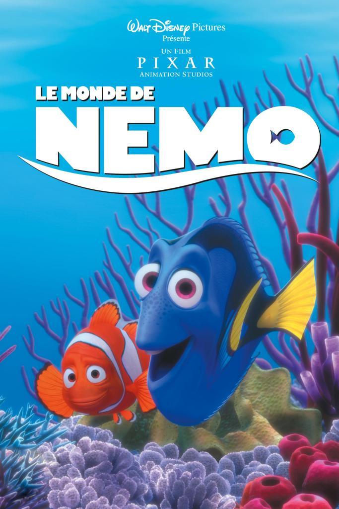 affiche-monde-nemo-disney-pixar