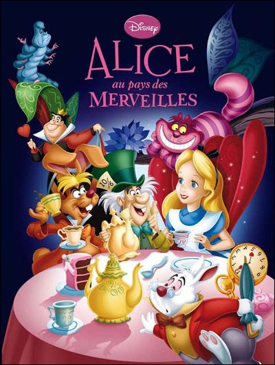 Alice aux pays des merveilles - disney