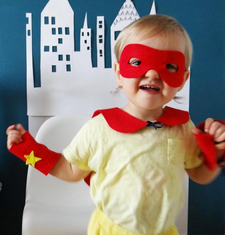 deguisement surper hero enfant norma wallace lifestyle. Black Bedroom Furniture Sets. Home Design Ideas