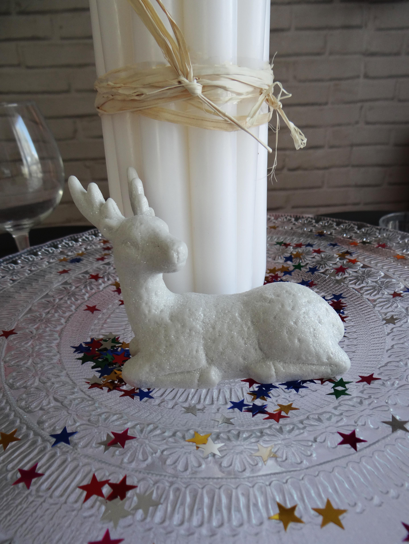 #6B5F4E Table De Noel 5719 idée décoration noel simple 3672x4896 px @ aertt.com