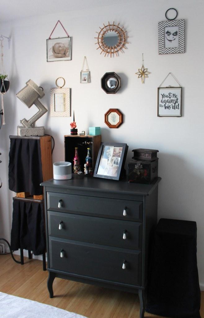 Point déco #8 : Chambre avant / après – Norma Wallace Lifestyle