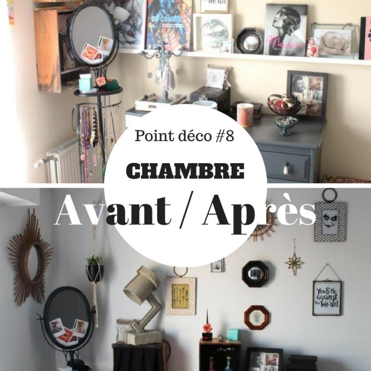 point d co 8 chambre avant apr s norma wallace lifestyle. Black Bedroom Furniture Sets. Home Design Ideas